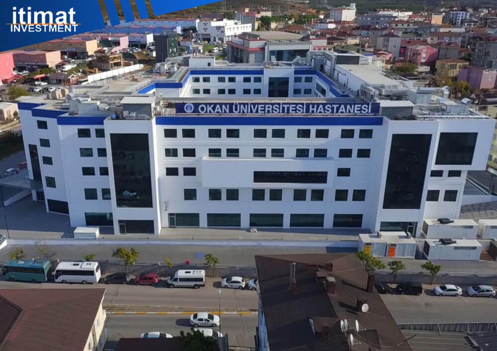 بیمارستان در منطقه توزلا